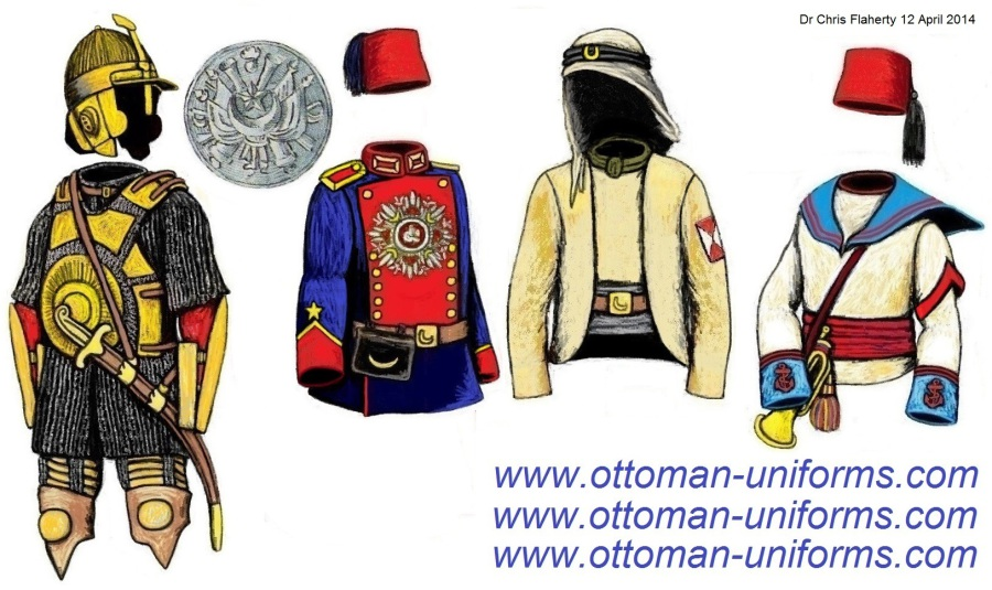 Ottoman Uniforms Home Of Ottoman Uniforms